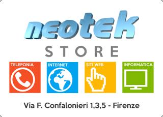 Neotek Store - Via F. Confalonieri 1,3,5 Firenze
