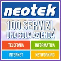 Neotek - Firenze. Telefonia, Informatica, Internet, Networking