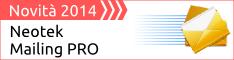Neotek Mailing: Il servizio per la tua newsletter professionale