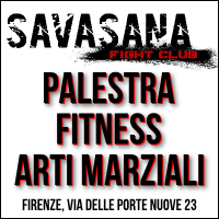Savasana Fight Club: palestra, fitness, arti marziali.